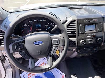 2021 Ford F-550 Regular Cab DRW 4x4, Morgan LandscaperPRO Landscape Dump #FU1321 - photo 10