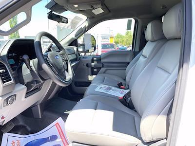 2021 Ford F-550 Regular Cab DRW 4x4, Morgan LandscaperPRO Landscape Dump #FU1321 - photo 9