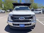 2021 Ford F-550 Regular Cab DRW 4x4, Morgan LandscaperPRO Landscape Dump #FU1321 - photo 3