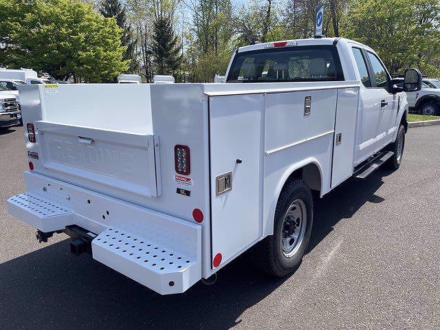 2021 Ford F-250 Super Cab 4x4, Reading SL Service Body #FU1327 - photo 2