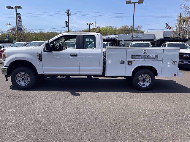 2021 Ford F-250 Super Cab 4x4, Reading SL Service Body #FU1327 - photo 6