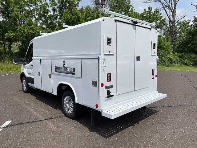 2021 Ford Transit 350 4x2, Reading Service Utility Van #FU1339 - photo 1