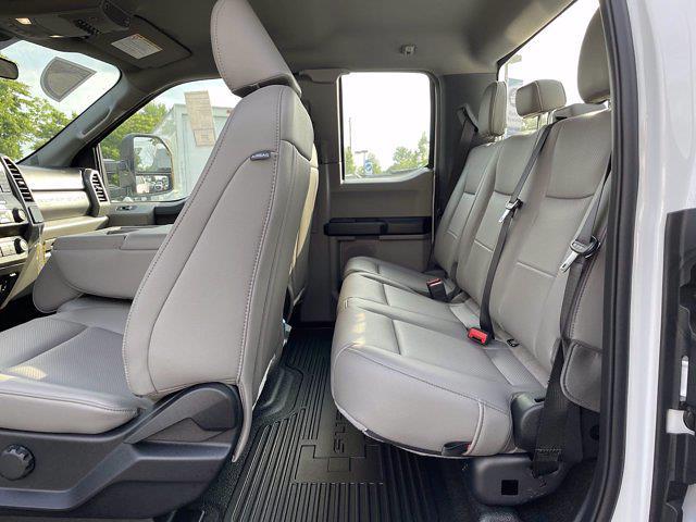 2021 Ford F-350 Super Cab 4x4, Reading Classic II Steel Service Body #FU1352 - photo 9