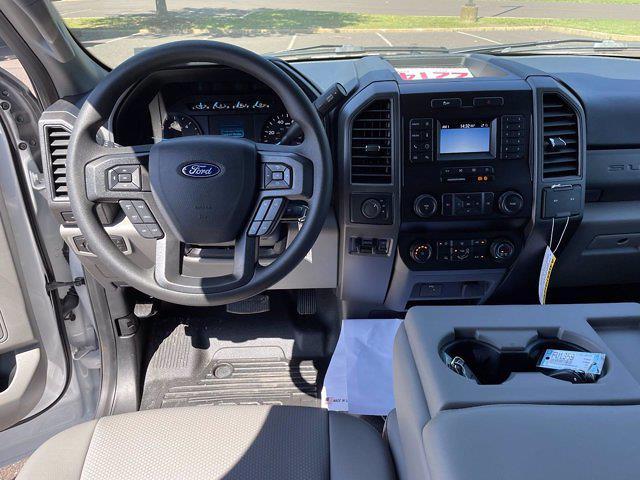 2021 Ford F-550 Crew Cab DRW 4x4, Reading Landscaper SL Landscape Dump #FU1356 - photo 11