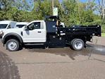 2021 F-550 Regular Cab DRW 4x4,  Rugby Eliminator LP Steel Dump Body #FU1370 - photo 7