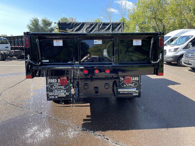 2021 F-550 Regular Cab DRW 4x4,  Rugby Eliminator LP Steel Dump Body #FU1374 - photo 6