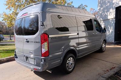 2021 Transit 150 Low Roof AWD,  Passenger Wagon #FU1390 - photo 2