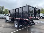 2021 F-450 Regular Cab DRW 4x4,  Morgan Truck Body Landscape Dump #FU1438 - photo 2