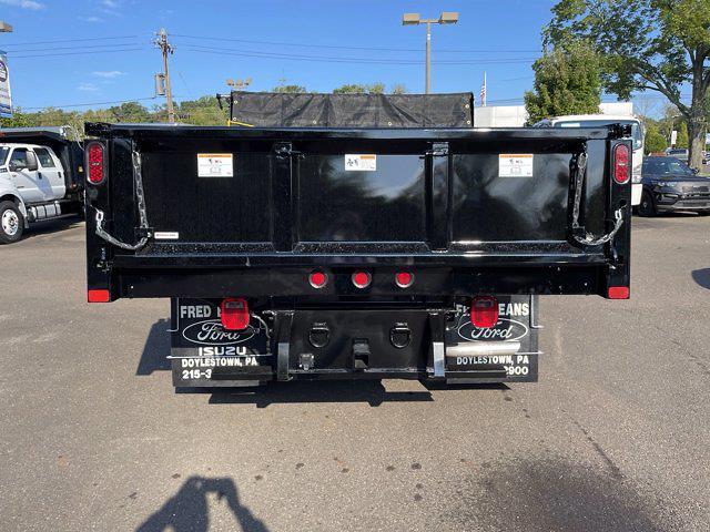 2021 F-550 Super Cab DRW 4x4,  Rugby Eliminator LP Steel Dump Body #FU1488 - photo 7