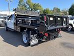 2021 F-550 Super Cab DRW 4x4,  Rugby Eliminator LP Steel Dump Body #FU1488 - photo 2