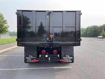 2022 F-750 Regular Cab DRW 4x2,  PJ's Truck Bodies Landscape Dump #FU2012 - photo 7