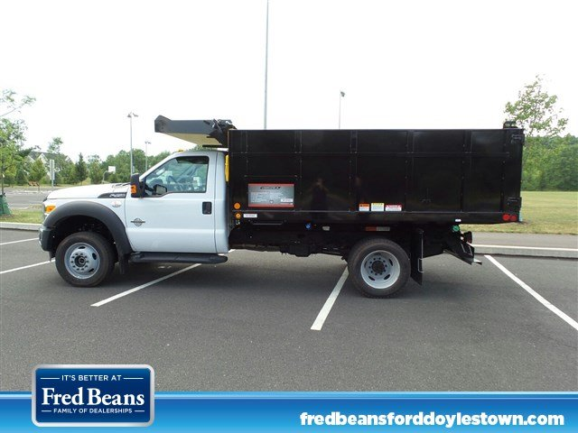 Fred Beans Ford >> Ford F-450 Landscape Dump Trucks | Doylestown, PA