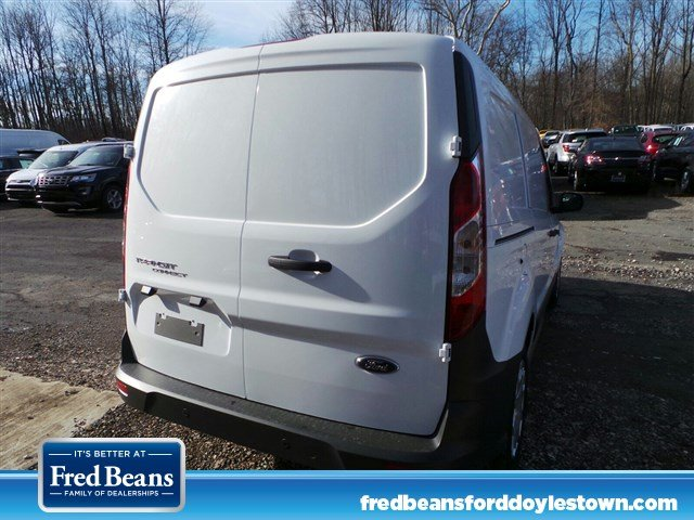 new 2017 ford transit connect cargo van for sale in doylestown pa. Black Bedroom Furniture Sets. Home Design Ideas