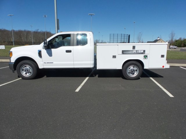 2017 F-350 Super Cab 4x2,  Reading Service Body #FU7187 - photo 8