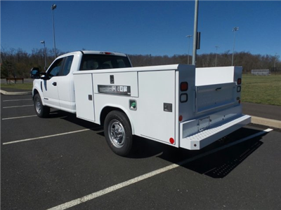 2017 F-350 Super Cab 4x2,  Reading Classic II Steel Service Body #FU7187 - photo 2