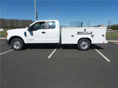 2017 F-350 Super Cab 4x2,  Reading Classic II Steel Service Body #FU7187 - photo 8