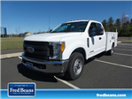 2017 F-350 Super Cab 4x2,  Reading Classic II Steel Service Body #FU7187 - photo 1