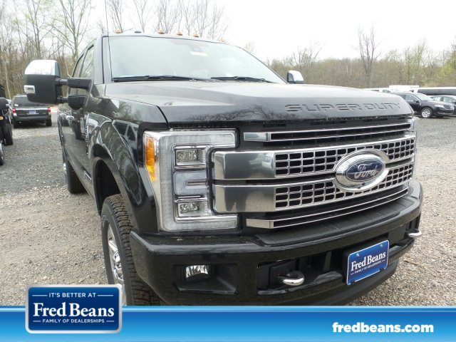 2017 F-350 Crew Cab 4x4 Pickup #FU7193 - photo 1