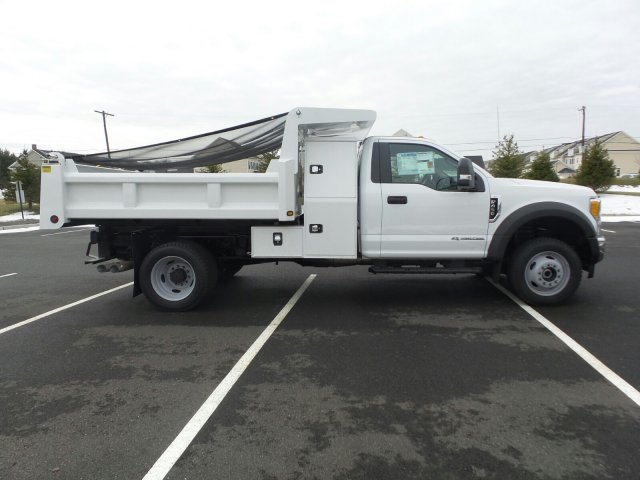 2017 F-450 Regular Cab DRW 4x4 Dump Body #FU7199 - photo 5