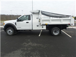 2017 F-450 Regular Cab DRW 4x4 Dump Body #FU7199 - photo 8