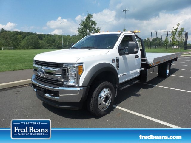 2017 F-550 Regular Cab DRW 4x4, Wrecker Body #FU7313 - photo 1