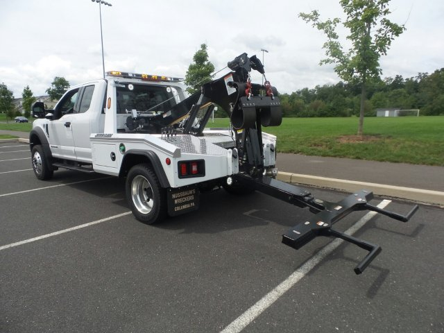 2017 F-550 Super Cab DRW 4x4,  Jerr-Dan Standard Duty Wreckers Wrecker Body #FU7314 - photo 3