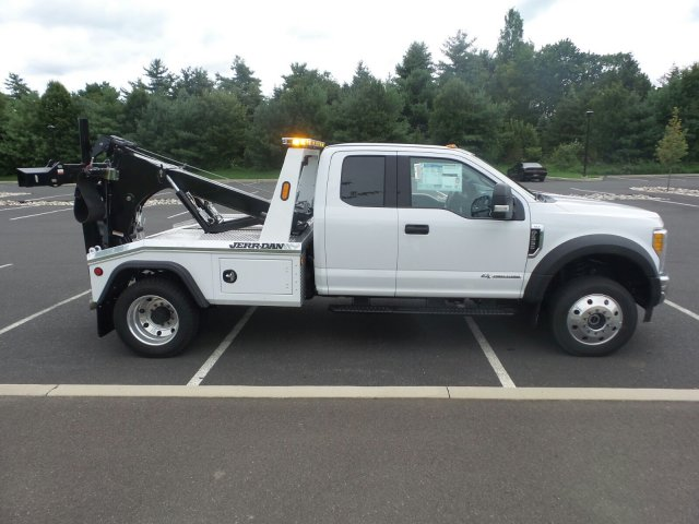 2017 F-550 Super Cab DRW 4x4,  Jerr-Dan Standard Duty Wreckers Wrecker Body #FU7314 - photo 5