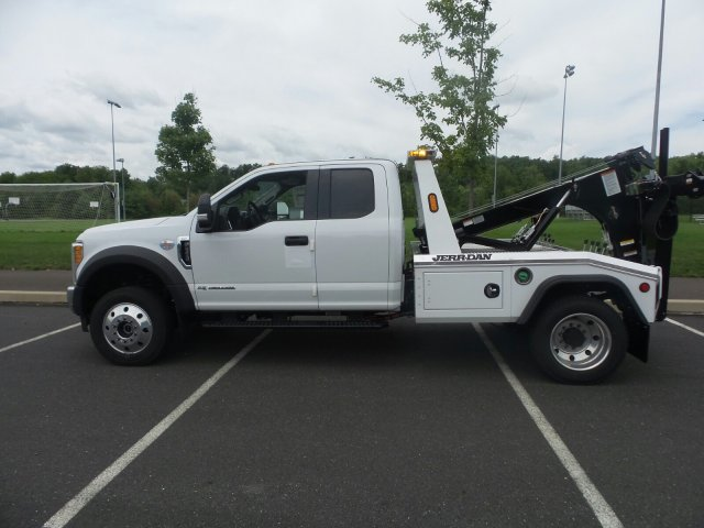 2017 F-550 Super Cab DRW 4x4,  Jerr-Dan Standard Duty Wreckers Wrecker Body #FU7314 - photo 8