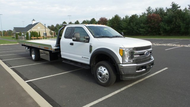 2017 F-550 Super Cab DRW 4x4 Rollback Body #FU7315 - photo 4