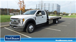 2017 F-550 Super Cab DRW 4x4 Rollback Body #FU7315 - photo 1