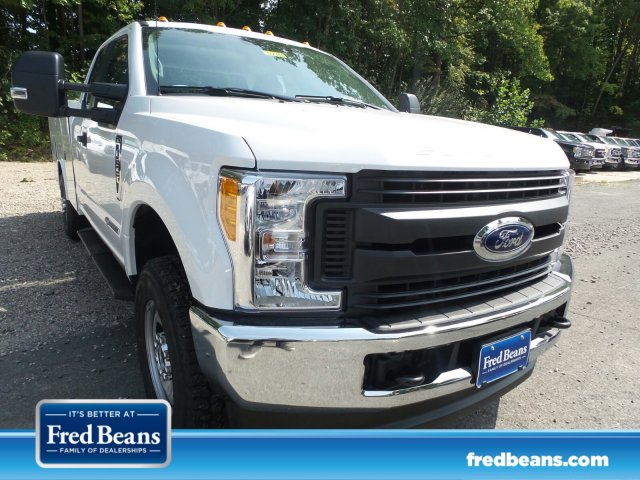 2017 F-350 Super Cab 4x4 Service Body #FU7360 - photo 1