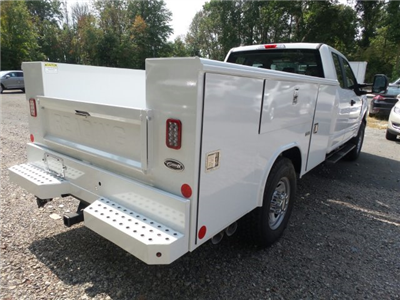 2017 F-350 Super Cab 4x4 Service Body #FU7360 - photo 2