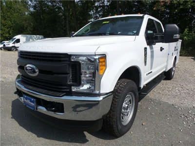 2017 F-350 Super Cab 4x4 Service Body #FU7360 - photo 4