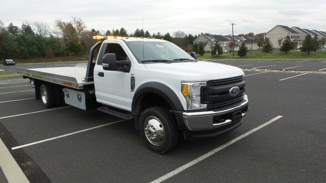 2017 F-550 Regular Cab DRW 4x4 Rollback Body #FU7375 - photo 4