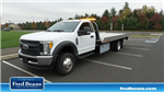 2017 F-550 Regular Cab DRW 4x4 Rollback Body #FU7375 - photo 1