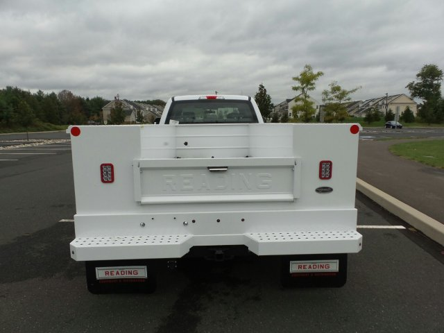 2017 F-350 Crew Cab DRW 4x4, Reading Classic II Steel Service Body #FU7423 - photo 7