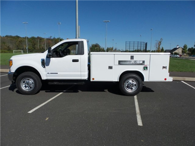 2017 F-350 Regular Cab 4x4, Reading Classic II Steel Service Body #FU7452 - photo 8