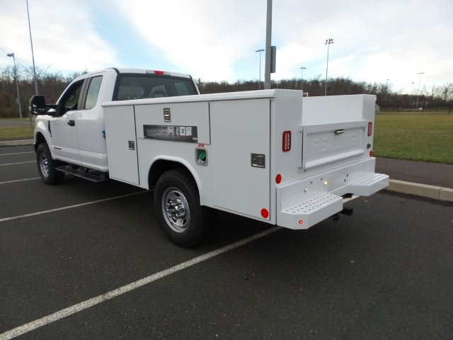 2017 F-350 Super Cab 4x4, Reading Classic II Steel Service Body #FU7497 - photo 2