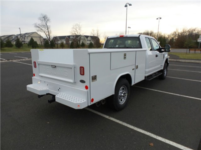 2017 F-350 Super Cab 4x4, Reading Classic II Steel Service Body #FU7497 - photo 6