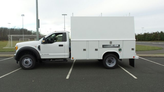 2017 F-550 Regular Cab DRW 4x4, Reading Service Utility Van #FU7515 - photo 8