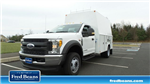 2017 F-550 Regular Cab DRW 4x4, Reading Service Utility Van #FU7515 - photo 1