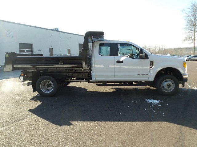 2017 F-350 Super Cab DRW 4x4,  Rugby Eliminator LP Steel Dump Body #FU7516 - photo 5