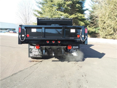 2017 F-350 Super Cab DRW 4x4,  Rugby Eliminator LP Steel Dump Body #FU7516 - photo 7