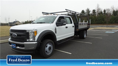 2017 F-450 Crew Cab DRW 4x4,  Freedom ProContractor Body #FU7532 - photo 1