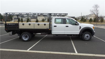 2017 F-450 Crew Cab DRW 4x4,  Freedom ProContractor Body #FU7532 - photo 5