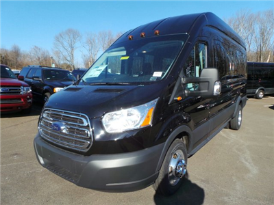 2018 Transit 350 HD High Roof DRW 4x2,  Passenger Wagon #FU8010 - photo 5