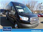 2018 Transit 350 HD High Roof DRW 4x2,  Passenger Wagon #FU8010 - photo 1