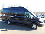2018 Transit 350 HD High Roof DRW 4x2,  Passenger Wagon #FU8010 - photo 4