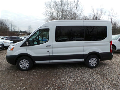 2018 Transit 150 Med Roof,  Passenger Wagon #FU8021 - photo 4