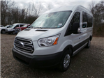 2018 Transit 150 Med Roof,  Passenger Wagon #FU8021 - photo 3